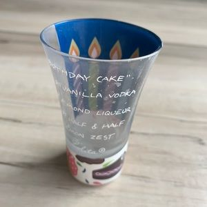 Lolita Birthday Cake Decorative Shot Glass